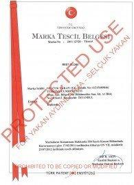 Best Globe Marka Tescil Belgesi