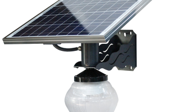 Use of Solar Lighting In Different Places