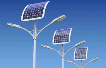 Solar Energy Lighting Systems Performance Tests