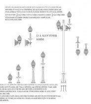 Flame Lantern Series