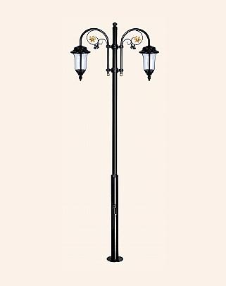 Y.A.11416 - Garden Lighting Poles
