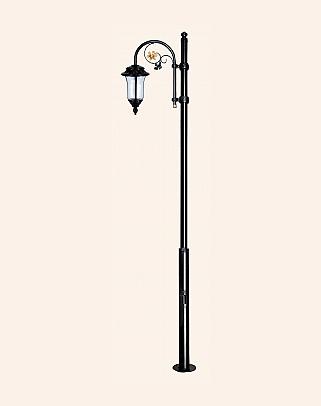 Y.A.11418 - Garden Lighting Poles