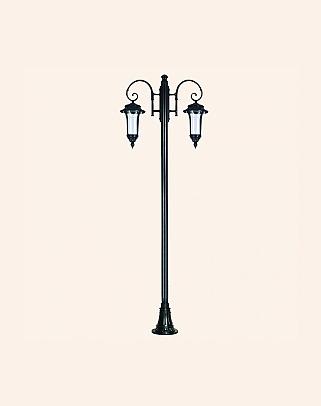 Y.A.11434 - Garden Lighting Poles
