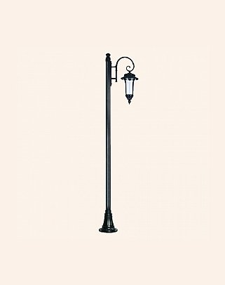 Y.A.11438 - Garden Lighting Poles