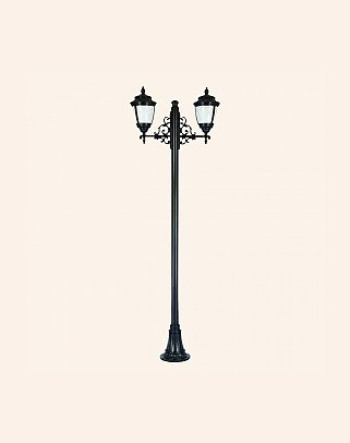 Y.A.11476 - Garden Lighting Poles