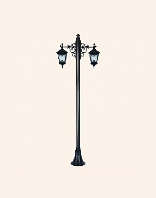 Y.A.11522 - Garden Lighting Poles
