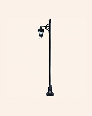 Y.A.11524 - Garden Lighting Poles