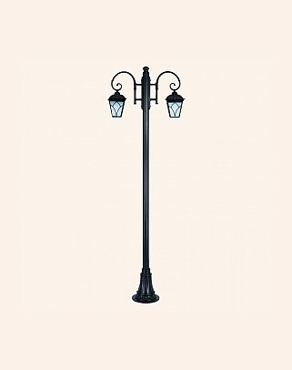 Y.A.11566 - Garden Lighting Poles