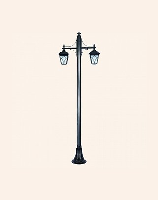 Y.A.11568 - Garden Lighting Poles