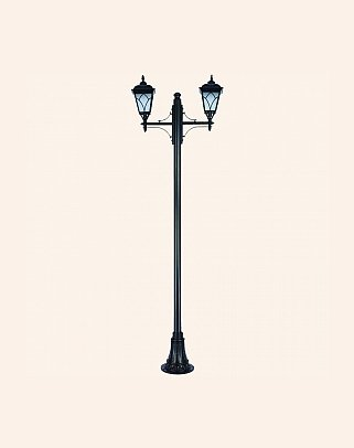 Y.A.11570 - Garden Lighting Poles