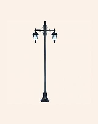 Y.A.11610 - Garden Lighting Poles