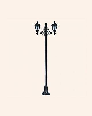 Y.A.11648 - Garden Lighting Poles