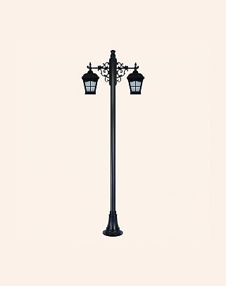 Y.A.11650 - Garden Lighting Poles
