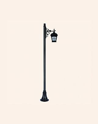 Y.A.11652 - Garden Lighting Poles