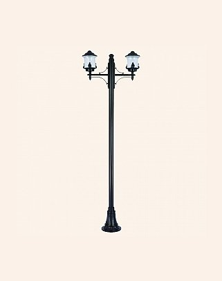 Y.A.11710 - Garden Lighting Poles