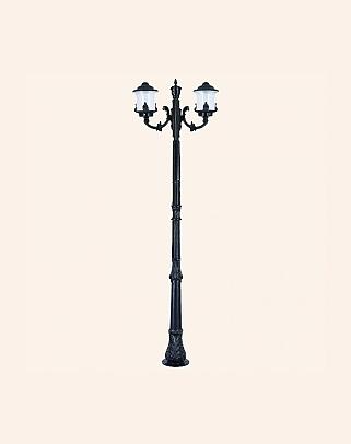 Y.A.11712 - Garden Lighting Poles
