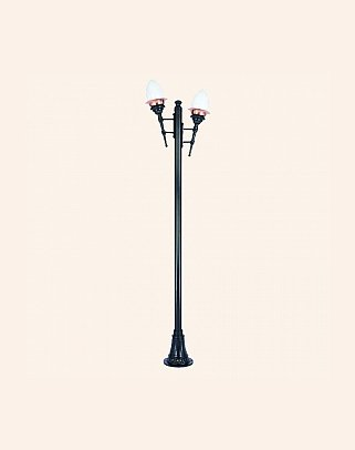 Y.A.11750 - Garden Lighting Poles