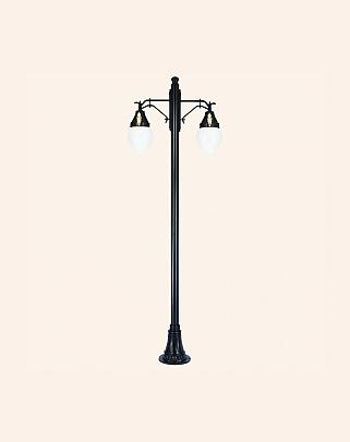 Y.A.11760 - Garden Lighting Poles