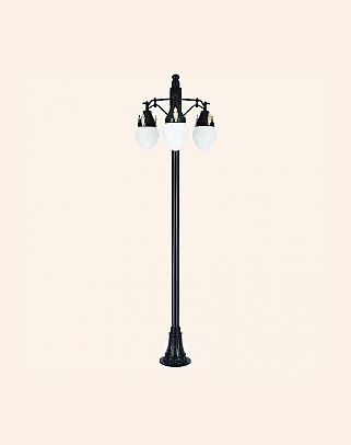 Y.A.11762 - Garden Lighting Poles