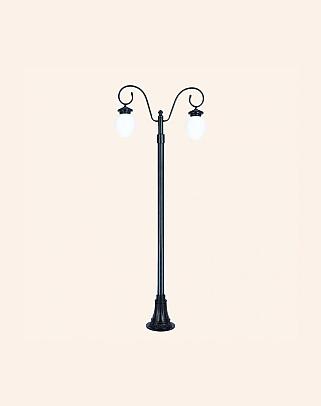 Y.A.11774 - Garden Lighting Poles
