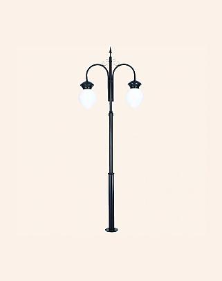 Y.A.11780 - Garden Lighting Poles