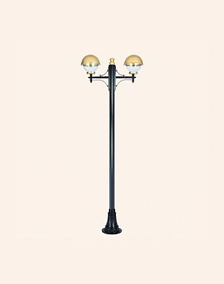 Y.A.11820 - Garden Lighting Poles
