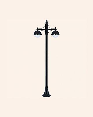 Y.A.11842 - Garden Lighting Poles