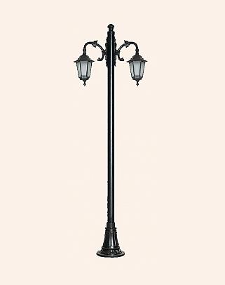 Y.A.12143 - Garden Lighting Poles