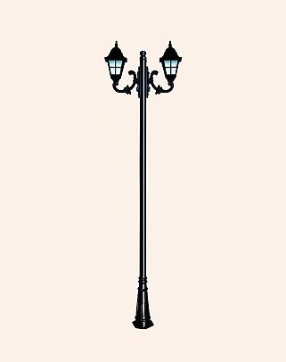 Y.A.12194 - Garden Lighting Poles