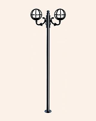 Y.A.12280 - Garden Lighting Poles