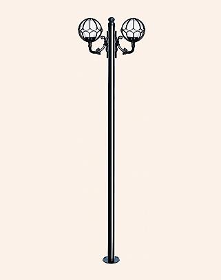Y.A.12300 - Garden Lighting Poles