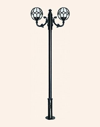 Y.A.12340 - Garden Lighting Poles