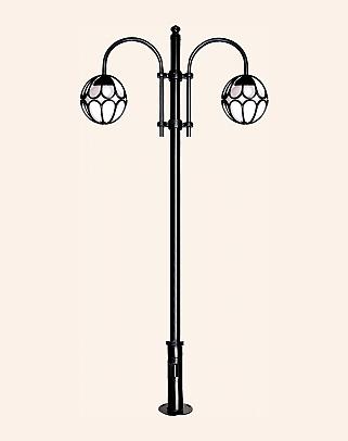 Y.A.12342 - Garden Lighting Poles