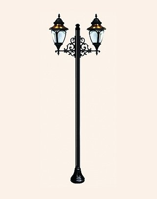 Y.A.12408 - Garden Lighting Poles