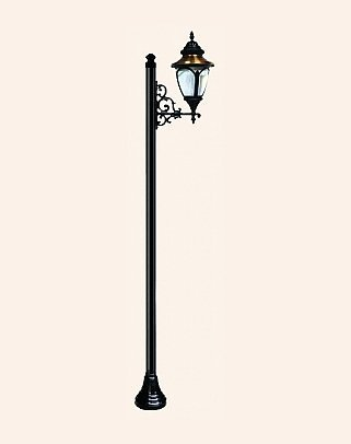 Y.A.12412 - Garden Lighting Poles