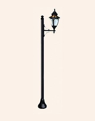 Y.A.12414 - Garden Lighting Poles