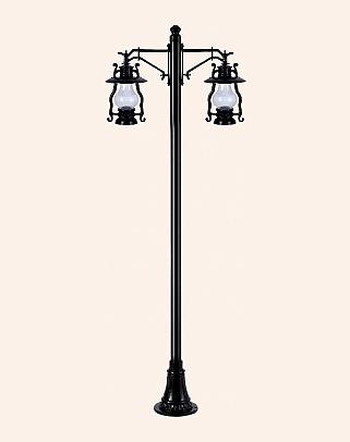 Y.A.12502 - Garden Lighting Poles