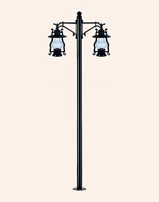 Y.A.12506 - Garden Lighting Poles