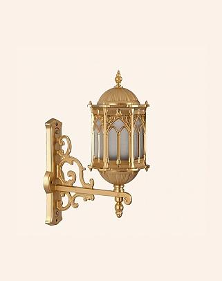 Y.A.12533 - Garden Lighting Wall Light