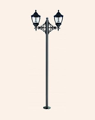 Y.A.12548 - Garden Lighting Poles