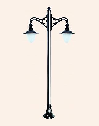 Y.A.12566 - Garden Lighting Poles