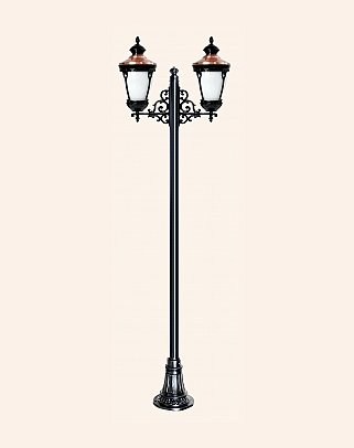 Y.A.12586 - Garden Lighting Poles
