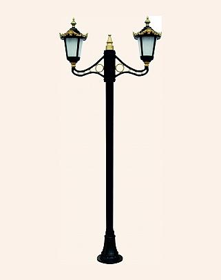 Y.A.70254 - Garden Lighting Poles