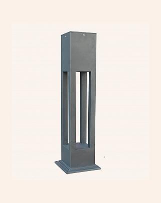 Y.A.29040 - Modern Bollards Grass Pole