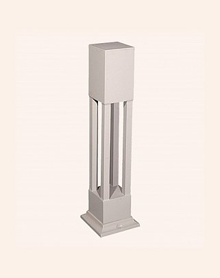 Y.A.29044 - Modern Bollards Grass Pole