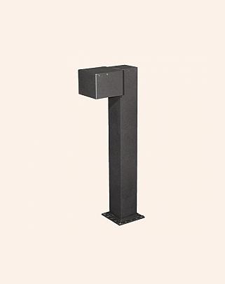 Y.A.29076 - Modern Bollards Grass Pole