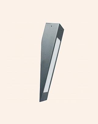 Y.A.29407 - Modern Bollards Wall Light