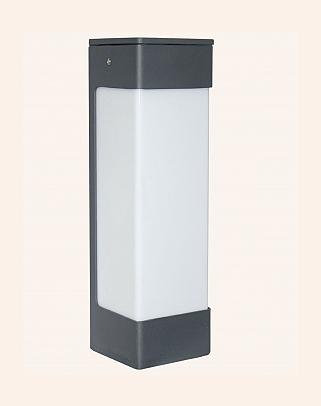 Y.A.29408 - Modern Bollards Wall Light
