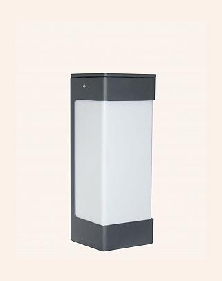 Y.A.29410 - Modern Bollards Wall Light