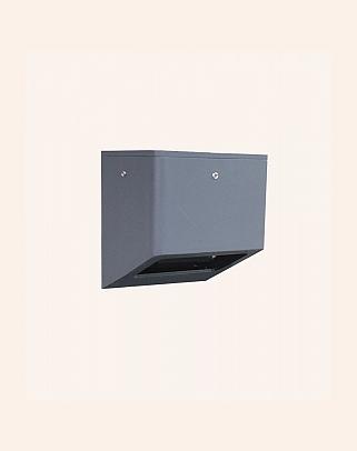 Y.A.29550 - Modern Bollards Wall Light